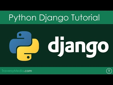 Python Django Tutorial - Build A Todo App