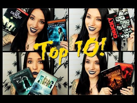 My Top 10 Favorite Horror Movies + Honorable Mentions!