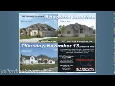 Ohio Real Estate Auctions LLC Promo Video