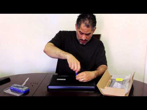 How To Replace HP G62 Series Laptop Keyboard
