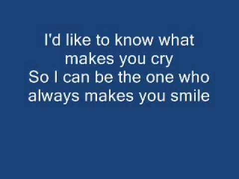 Joe - I Wanna Know {Lyrical Video}