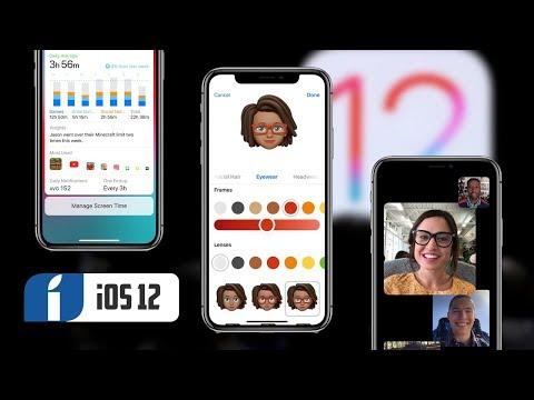 iOS 12, análisis y novedades en español (beta 1)