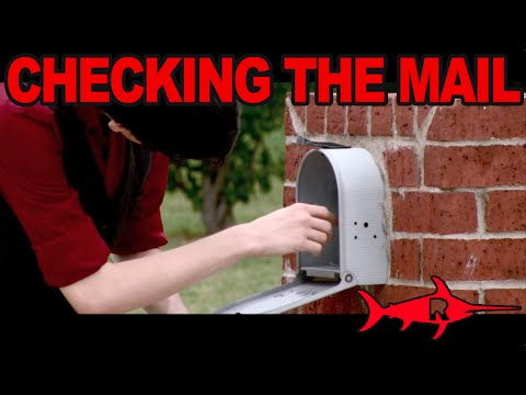 Checking The Mail - Red Swordfish Studios