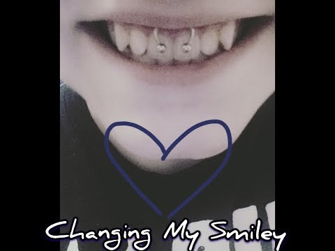 Changing My Smiley For The First Time