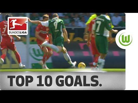 Top 10 Goals - VfL Wolfsburg
