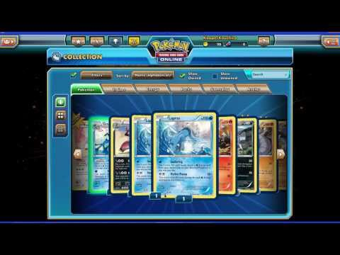 TCGO: XY 5-card Pack Opening + Easy way to Grind Tokens + Update Video I guess?