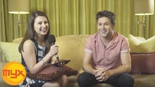 MYXclusive Interview with Niall Horan