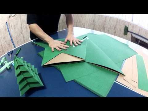 Big Origami Tree