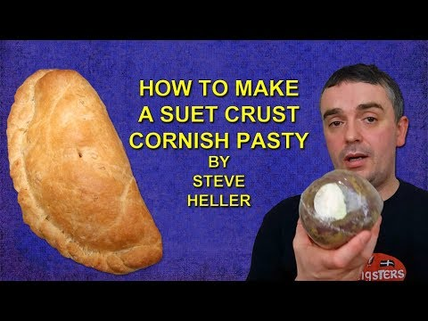 How To Make A Cornish Pasty by Steve Heller