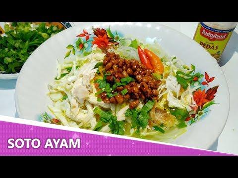 Resep Soto Ayam Mudah dan Simpel