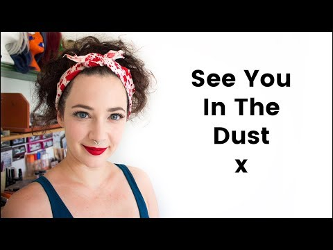 Thank You! See you in the dust x