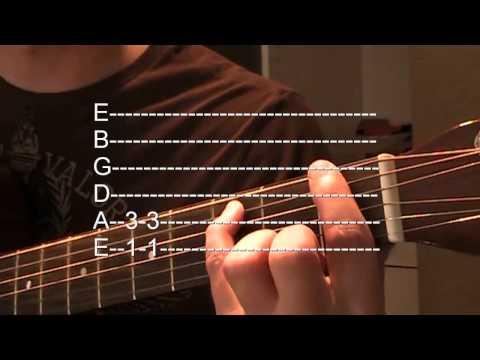 Taylor - guitar lesson - Jack Johnson - Roaming Minstrel