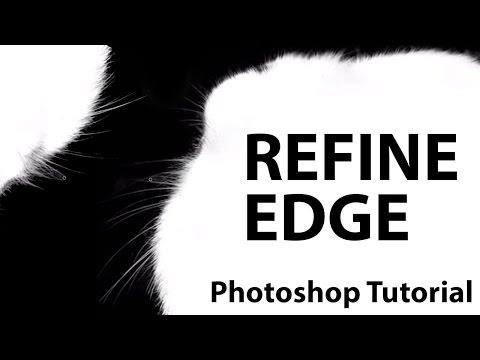 Photoshop CS5 - Refine Edge