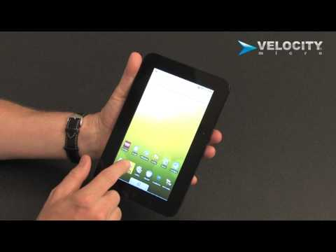 Cruz Tablet T103 from Velocity Micro