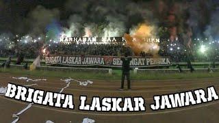 Brigata Laskar Jawara: persika vs persibas   friendly match
