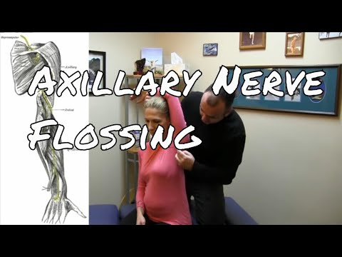Get Rid of Shoulder Weakness and Numbness by Flossing the Axillary Nerve