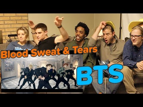 Xxx Mp4 BTS 방탄소년단 피 땀 눈물 Blood Sweat Tears Official MV REACTION 3gp Sex