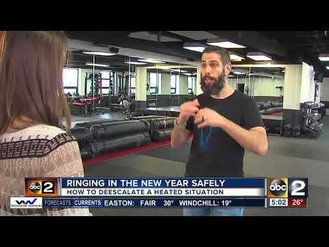 Starting the New Year safely: How to deescalate a heated situation