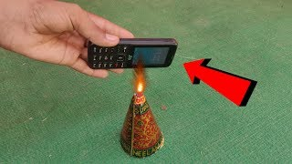 Jio Phone vs Anar Experiment || Jio Phone Survive Or Not || Experiment King