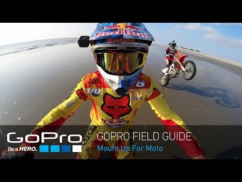 GoPro: HERO4 Session Field Guide - Mount up for Moto!