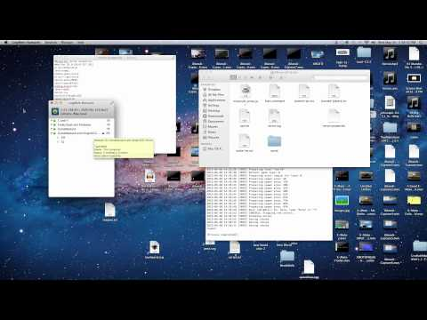 How To Make A Minecraft Server 1.2.5 for Mac(EASY WAY)