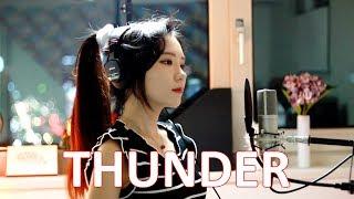 Imagine Dragons - Thunder (cover Oleh J.Fla)