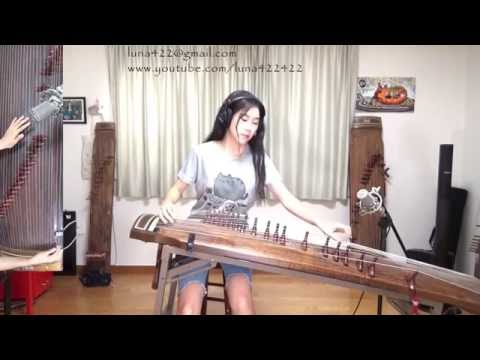 The White Stripes- Seven Nation Army Gayageum ver. by Luna