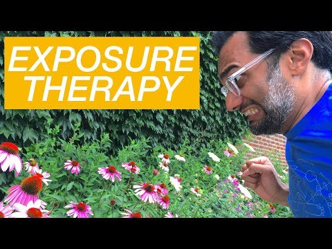 How to use exposure therapy to overcome phobias