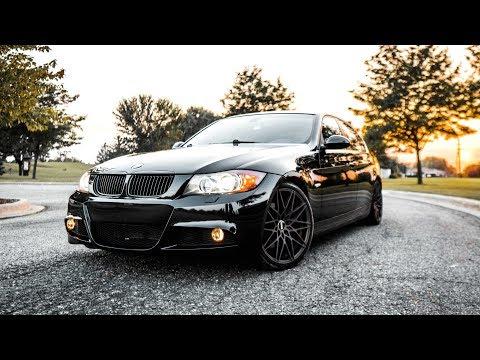 MODIFIED BMW WALK AROUND | E90 Current Mods