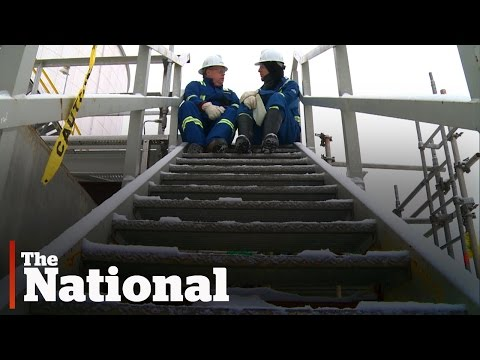Working on Canada's oil rigs| Up Close