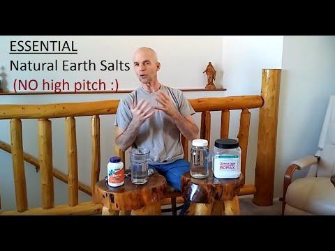 Borax Miracle (no hi pich noise): Naturally cure, arthritis, heart, calcification, fluoride, metals