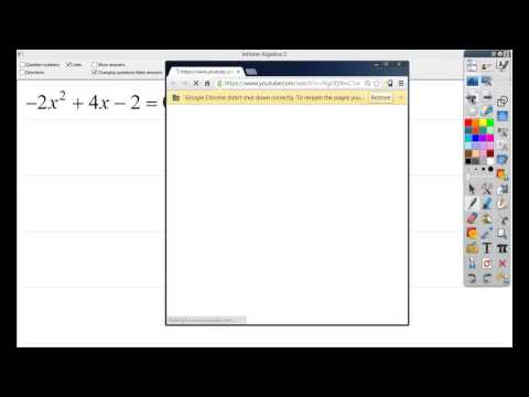 Using the Discriminant to Determine the Number and Type of Solutions of a Quadratic Equation