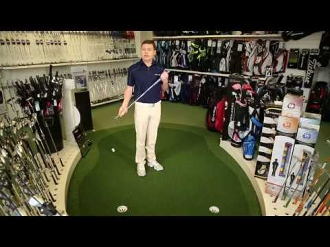 American Golf's Ricky Gray | How to grip your putter effectively