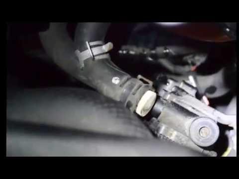 2006 Toyota Prius P1121 Coolant Valve Repair