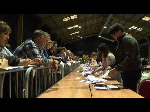 Vote count starts in Irish abortion referendum