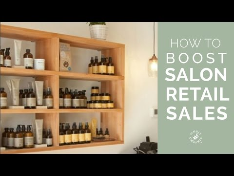 How To Increase Your Salon's Retail Sales with the 3Ps!