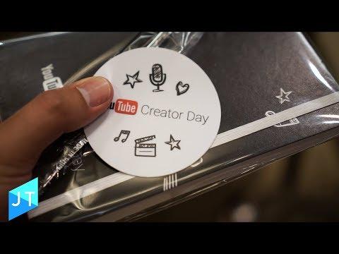 YouTube Creator Day 2017 (Houston) Vlog #1