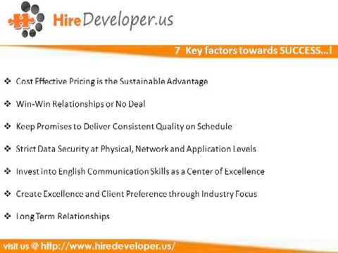 Hire Web Developers & Designers for Web Development Projects Requirement