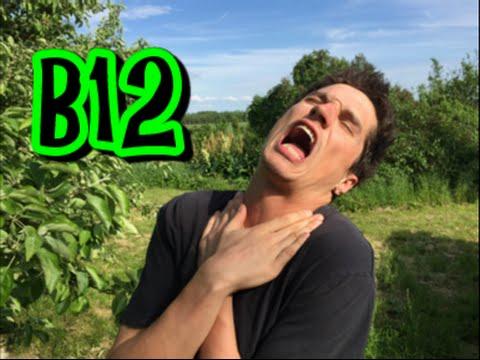 2 Years Vegan Dying Of B12 Deficiency!