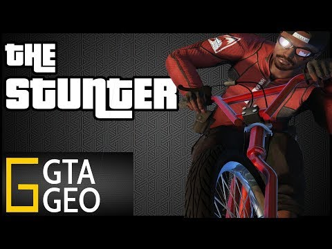 The Stunter | The search for the ultimate stunt | GTA Geographic