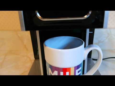 Touch Single Serve Coffee Brewer
