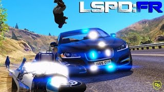GTA 5 LSPD:FR #173 - Die GANG-STREIFE - Daniel Gaming