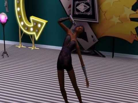 The Sims 3 Showtime - Not Singing (Glitch?)