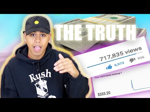 HOW MUCH DOES YOUTUBE PAY?!