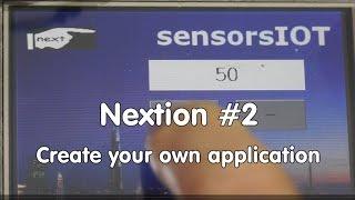 Nextion+Arduino Tutorial #3 RTC and EEPROM (Enhanced Version