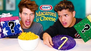 Download CANDY CANE vs. REAL FOOD CHALLENGE! w/ Alex Wassabi Video