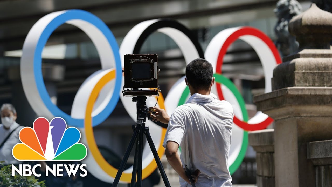 Morning News NOW Full Broadcast - July 19 | NBC News NOW