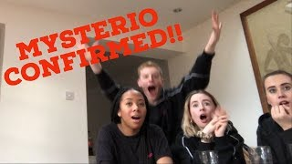 Download SPIDERMAN: FAR FROM HOME TRAILER GROUP REACTION *SPOILERS* Video