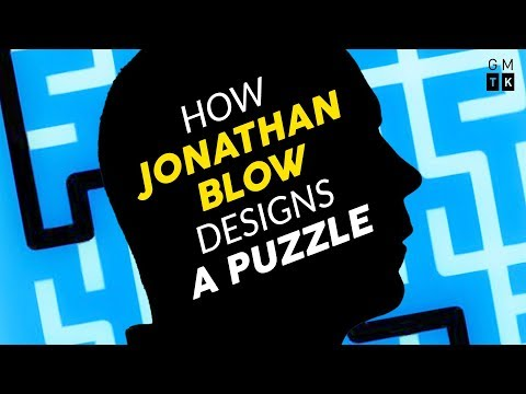 How Jonathan Blow Designs a Puzzle   Game Maker's Toolkit