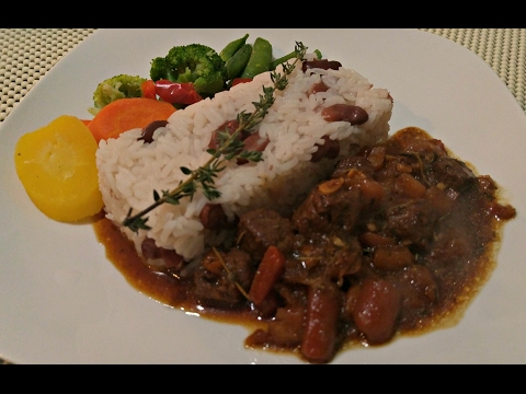 How to Make Jamaican Stew Beef